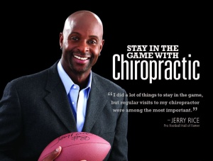 jerry rice chiropractic
